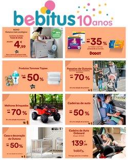 Ofertas de Bebitus no folheto Bebitus (  4 dias mais)