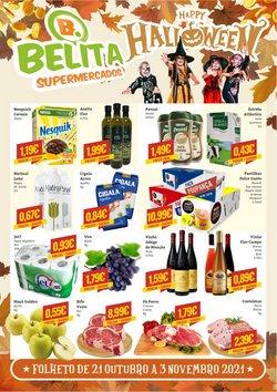 Ofertas de Belita Supermercados no folheto Belita Supermercados (  Publicado hoje)