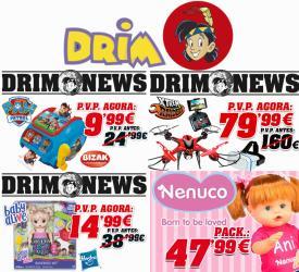 Ofertas de DRIM no folheto DRIM (  Publicado hoje)