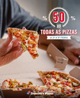 Cupão Domino's Pizza em Porto ( Expira amanhã )