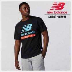 Ofertas de Desporto no folheto New Balance (  22 dias mais)