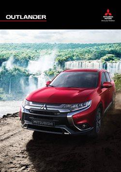Ofertas Automóveis no folheto Mitsubishi em Lisboa ( Mais de um mês )