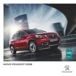 Promoção de Peugeot no folheto de Lisboa