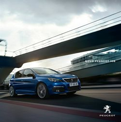 Folheto Peugeot ( Mais de um mês )
