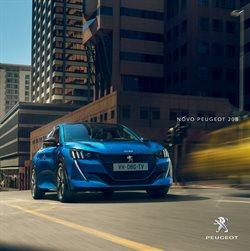 Ofertas Automóveis no folheto Peugeot em Coimbra ( Mais de um mês )