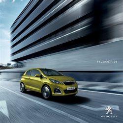 Ofertas Automóveis no folheto Peugeot em Lisboa ( Mais de um mês )