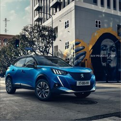 Ofertas de Carros, Motos e Peças no folheto Peugeot (  Mais de um mês)