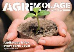 Ofertas de Agrikolage no folheto Agrikolage (  3 dias mais)