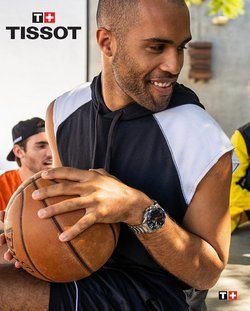 Ofertas de Tissot no folheto Tissot (  18 dias mais)