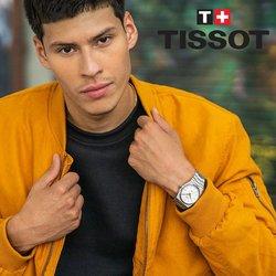 Ofertas de Marcas de luxo no folheto Tissot (  24 dias mais)