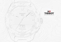 Ofertas de Tissot no folheto Tissot (  Mais de um mês)