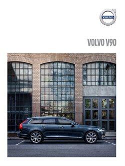 Promoção de Volvo no folheto de Lisboa