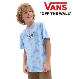 Ofertas de Vans no folheto Vans (  7 dias mais)
