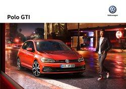 Promoção de Volkswagen no folheto de Lisboa
