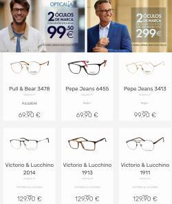 Ofertas de Óticas no folheto Opticalia (  Publicado hoje)