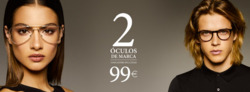 Promoção de Opticalia no folheto de Lisboa