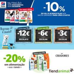 Ofertas de TiendAnimal no folheto TiendAnimal (  3 dias mais)