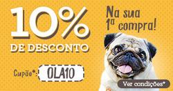 Promoção de Supermercados no folheto de TiendAnimal em Lisboa