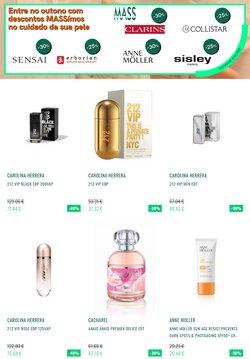 Ofertas de Mass Perfumarias no folheto Mass Perfumarias (  3 dias mais)