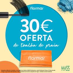 Promoção de Mass Perfumarias no folheto de Porto