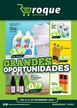 Promoções de Detergente líquido em Roque Supermercados