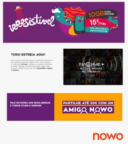 Ofertas de Nowo no folheto Nowo (  Publicado ontem)