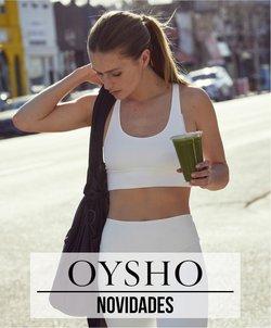 Ofertas de Oysho no folheto Oysho (  2 dias mais)