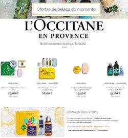 Ofertas de Perfumarias e beleza no folheto L'Occitane (  16 dias mais)