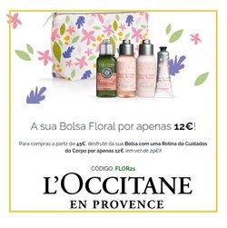 Ofertas de L'Occitane no folheto L'Occitane (  Expira amanhã)