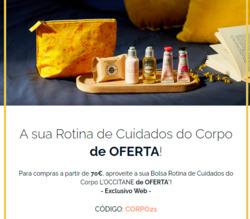 Cupão L'Occitane em Braga ( Publicado hoje )