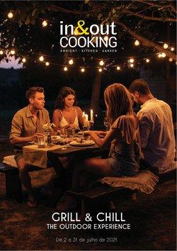 Ofertas de Casa e decoração no folheto in&out cooking (  Publicado ontem)