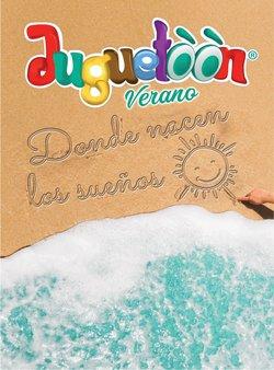 Ofertas de Bebés e brinquedos no folheto Juguetoon (  Mais de um mês)