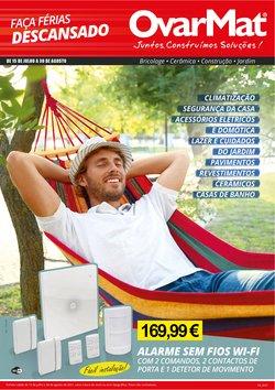 Ofertas de Bricolage, jardim e construção no folheto OvarMat (  Mais de um mês)