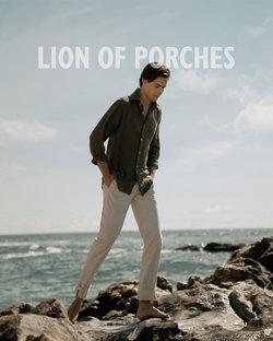 Ofertas de Lion of Porches no folheto Lion of Porches (  4 dias mais)