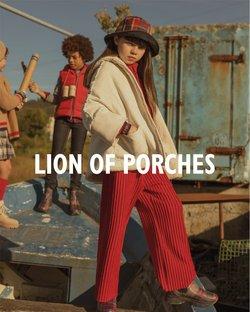 Ofertas de Lion of Porches no folheto Lion of Porches (  10 dias mais)