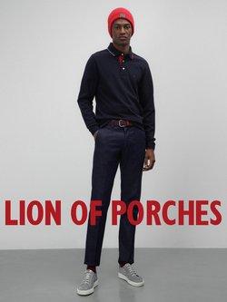 Ofertas de Lion of Porches no folheto Lion of Porches (  3 dias mais)