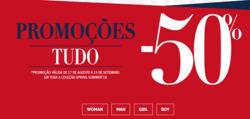 Promoção de Lion of Porches no folheto de Funchal