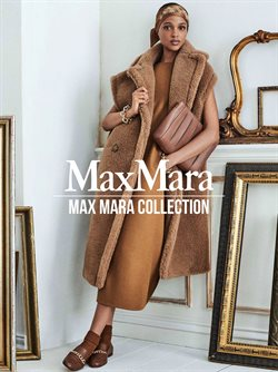 Ofertas Marcas de luxo no folheto Max Mara em Lisboa ( Mais de um mês )