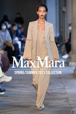 Ofertas de Marcas de luxo no folheto Max Mara (  Mais de um mês)