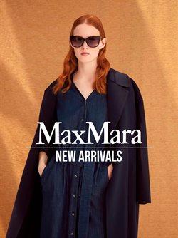 Ofertas de Marcas de luxo no folheto Max Mara (  25 dias mais)