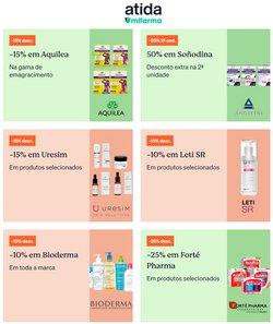 Ofertas de Farmácias e Saúde no folheto Atida (  Expira amanhã)