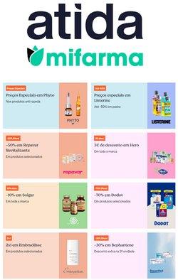 Ofertas de Farmácias e Saúde no folheto Atida (  10 dias mais)