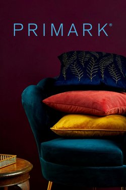Ofertas Roupa, sapatos e acessórios no folheto Primark em Almada ( 5 dias mais )