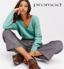 Ofertas de Promod no folheto Promod (  4 dias mais)