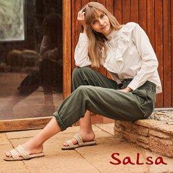 Ofertas de Salsa no folheto Salsa (  4 dias mais)