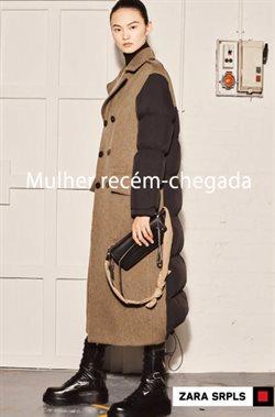 Ofertas Roupa, sapatos e acessórios no folheto ZARA em Lisboa ( Mais de um mês )