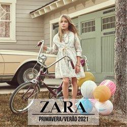 Ofertas de ZARA no folheto ZARA (  Mais de um mês)