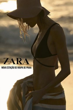 Ofertas de ZARA no folheto ZARA (  Expira amanhã)