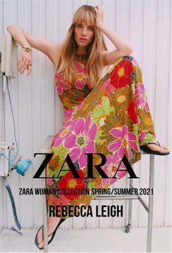 Ofertas de Roupa, sapatos e acessórios no folheto ZARA (  26 dias mais)