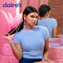 Folheto Claire's ( Vencido )